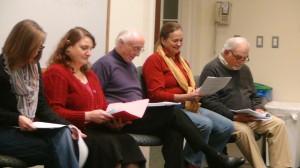 An October, 2014 Platform Meeting