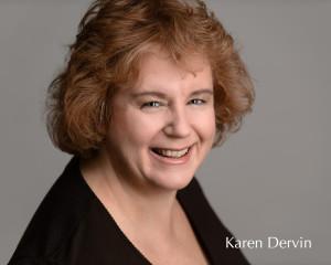 018 Karen Dervin Headshot 8x10