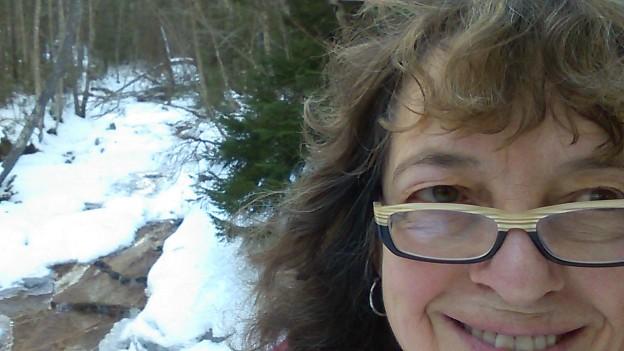 Vicki on the Avalon Trail original