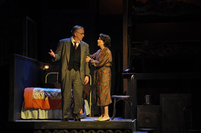 """Monomoy Theatre Production Photo, """"Death of a Salesman"""""""
