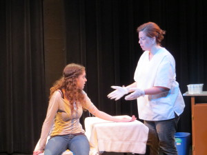 2015 Playwrights Platform Festival - The Phlebotomist